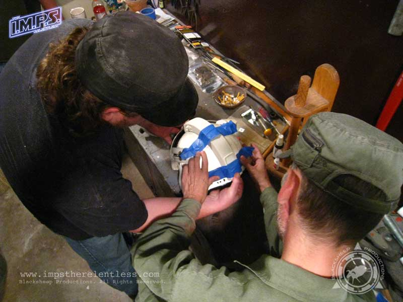 Helmet Party 04 2011