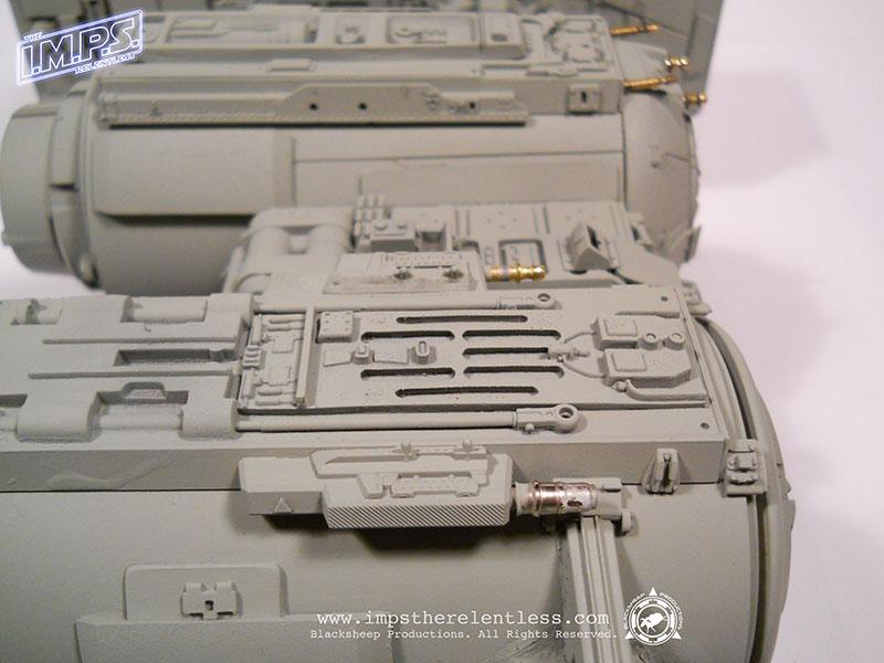 IMPS Model Practical 1