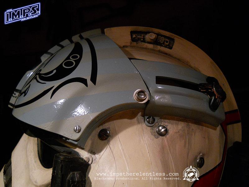 IMPS Flight Helmet Practical 1