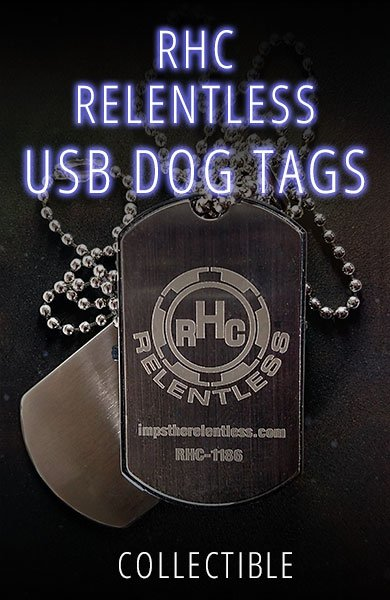 IMPS RHC USB Dog Tag