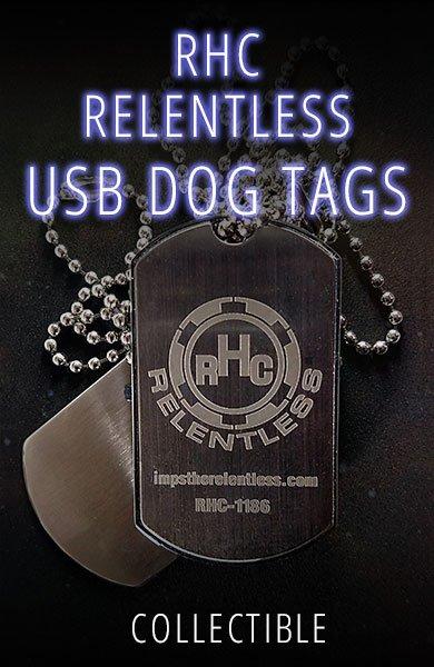 IMPS RHC USB Dog Tag